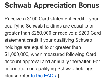 All the Right Points: New Schwab Amex Platinum Live