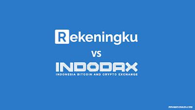 Rekeningku vs Indodax