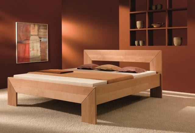 Contoh Rangka Tempat Tidur Minimalis