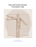 Kobold's Folly