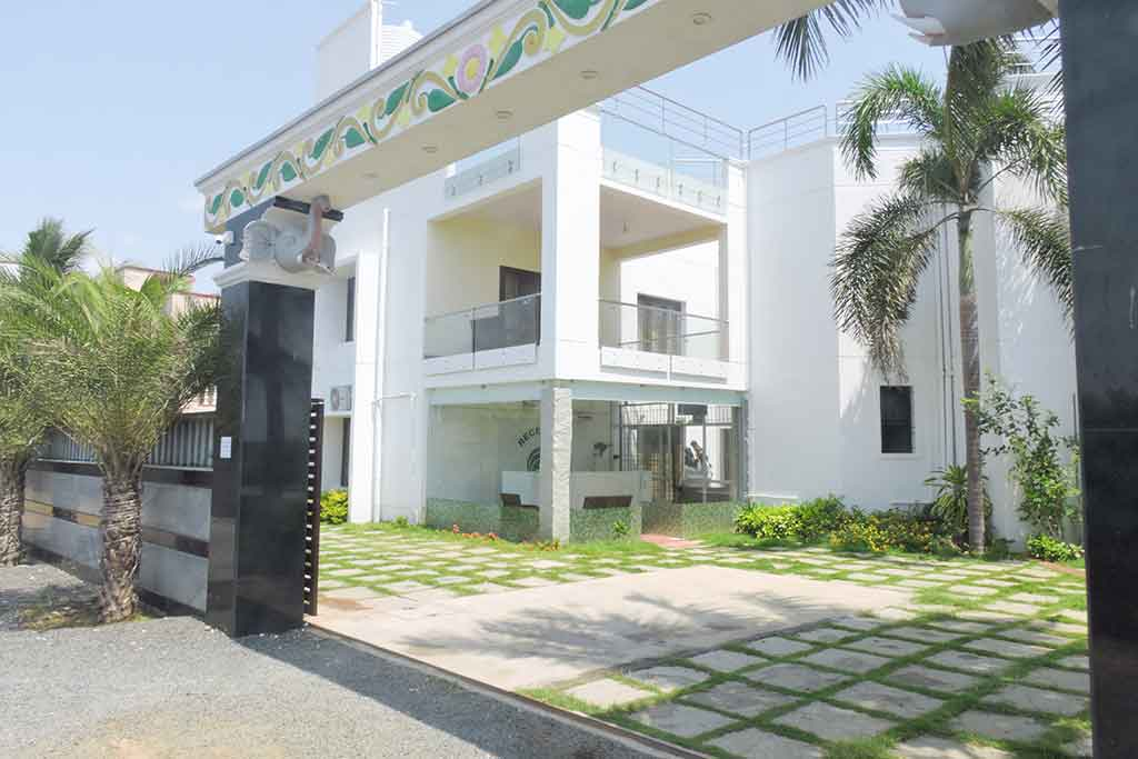 beach house in ecr