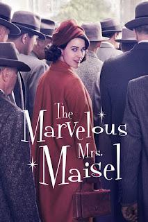 La fantastica signora Maisel serie tv recensione www.libriandlego.blogspot.com