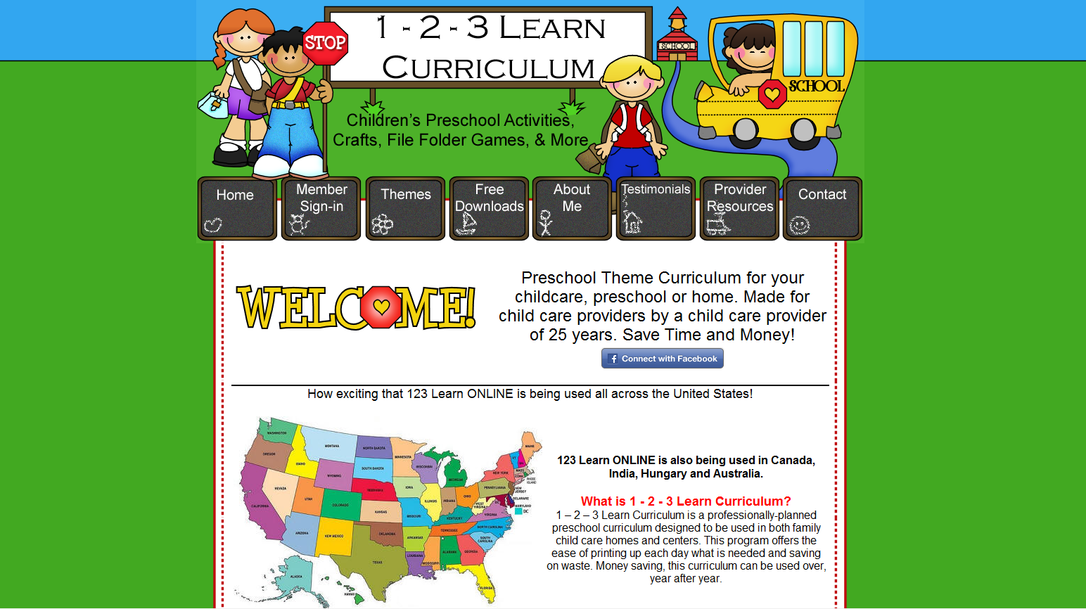 123 learn curriculum 1 - 2 - 3 Learn Curriculum: 123 Learn Curriculum Has a New Look!