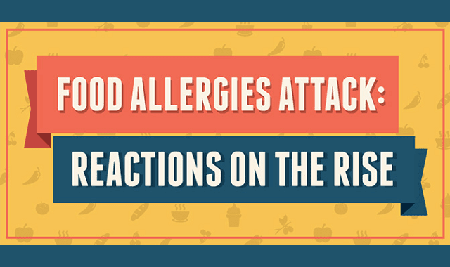 Food Allergies Attack: Reactions on the Rise