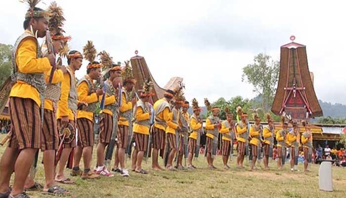 Tari Manimbong, Tarian Tradisional Dari Sulawesi Selatan