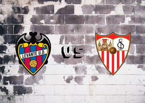Levante vs Sevilla  Resumen