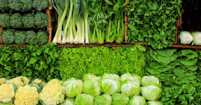 sayuran hijau, 7 makanan sehat yang berbahaya