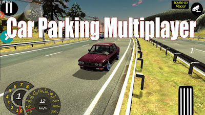 Car Parking Multiplayer Apk + Data for Android