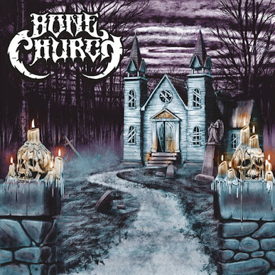 Grab Bone Church Re-Issue Before Sells Out!