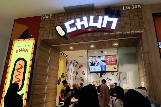 Chun, IOI City Mall