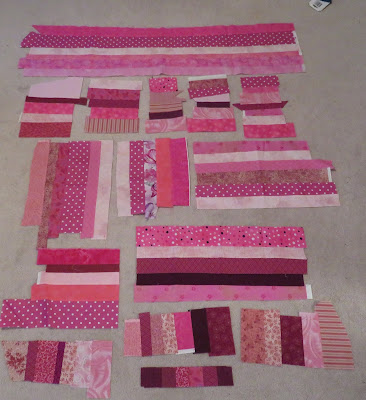 pink strip sets