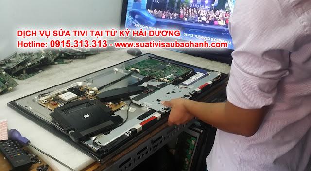 Sửa tivi tại Tứ Kỳ Hải Dương