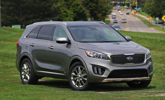 2018 kia sorento review car and driver review. Black Bedroom Furniture Sets. Home Design Ideas