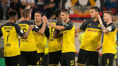 Daftar Pemain Dortmund