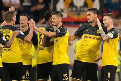 Daftar Skuad Pemain Borussia Dortmund 2020-2021 [Terbaru]