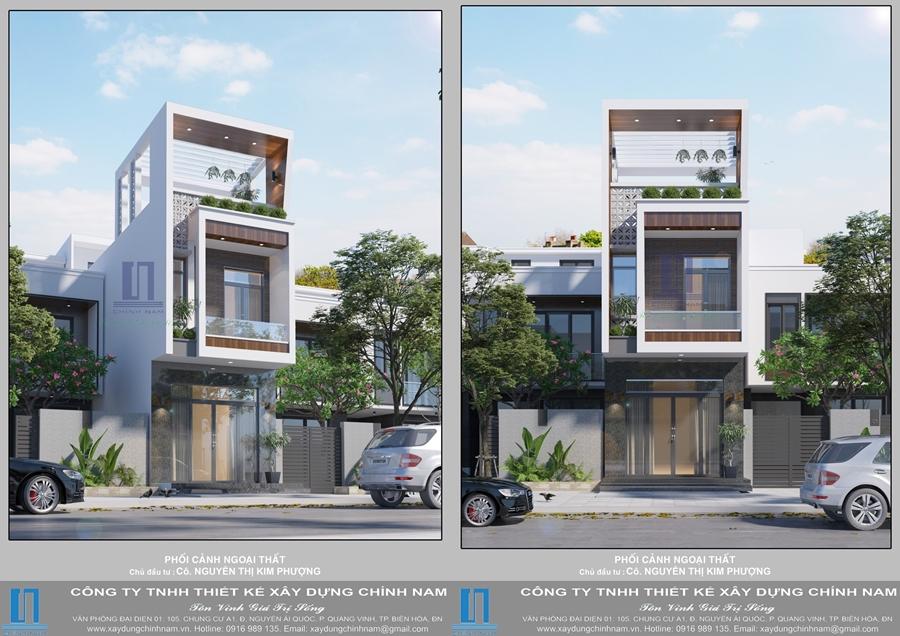NP17: Nhà phố 17 Biên Hòa