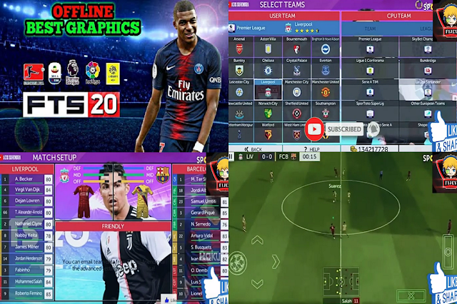 FTS 2020 Update Transfer Best Graphics HD 2020/21 By Azis Suhendra