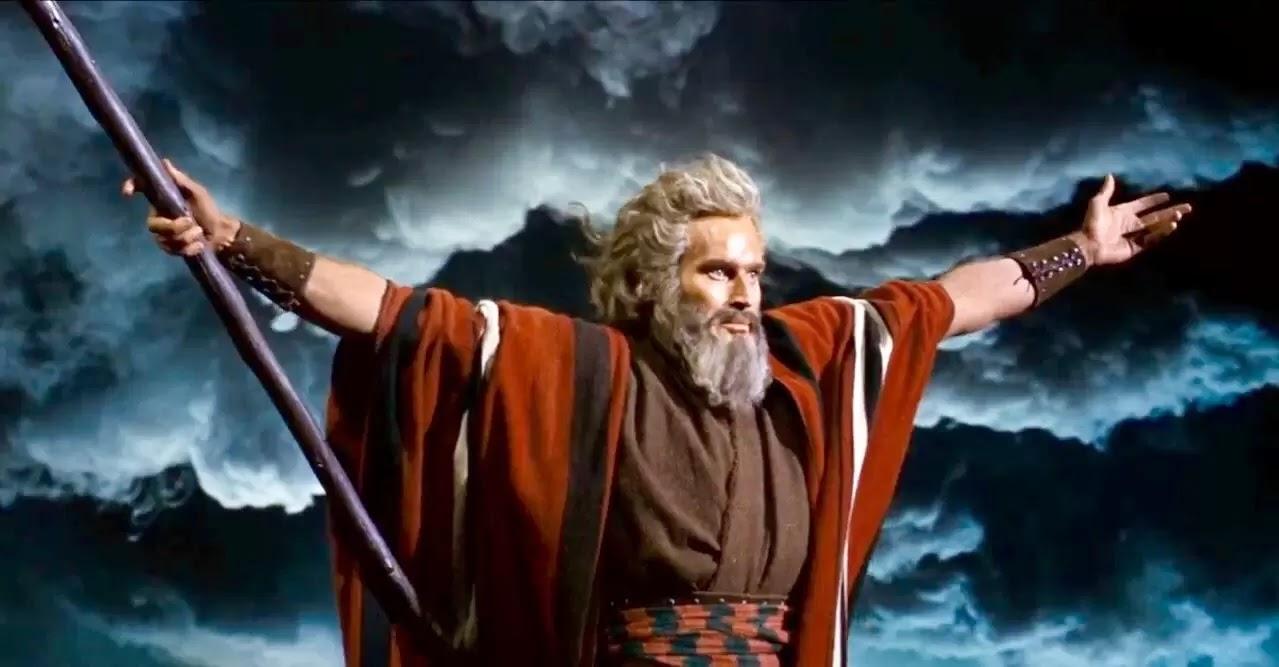 A Fé de Moisés