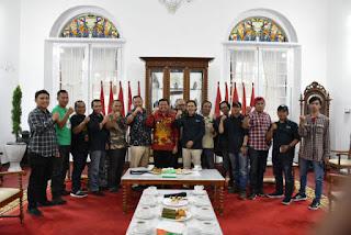 IWO Sumedang Siap Mendukung Program Sumedang Simpati