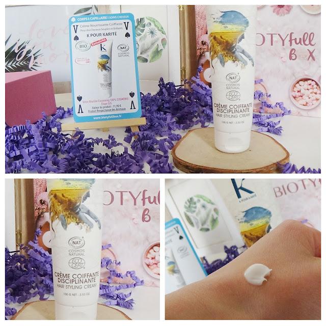 Biotyfull box de Novembre - La cocooning parfumée