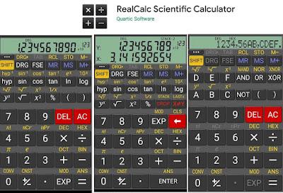 aplikasi kalkulator canggih
