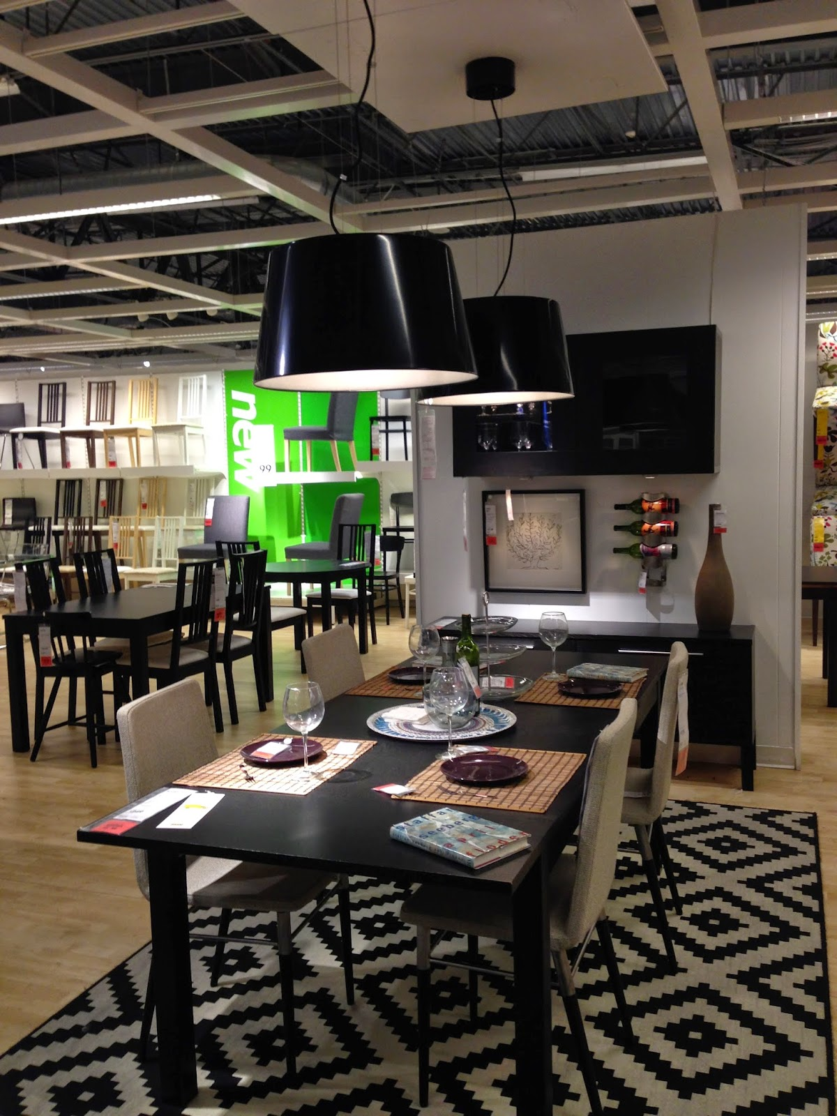 Room Designer Ikea: Design Dump: 3 Things You Can Learn From An Ikea Showroom