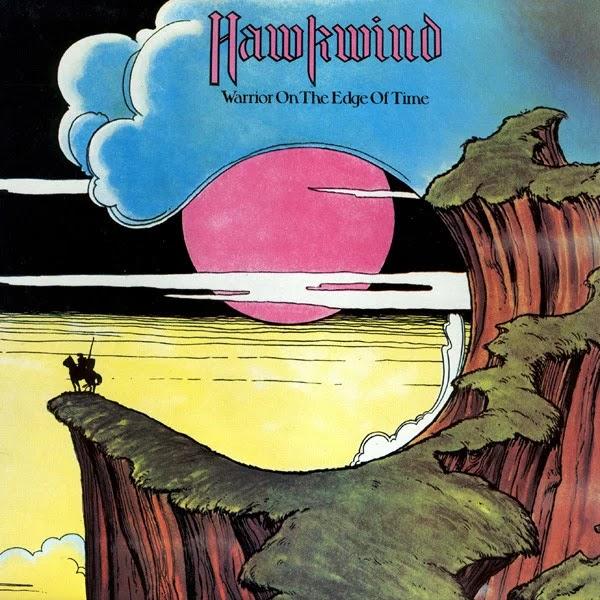 Hawkwind - Warrior on the Edge of Time (1975, Rock Progressivo, Rock Psicodélico, Space Rock)