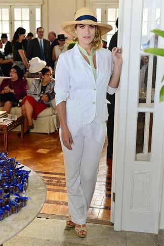 Priscila Fantin atriz em evento