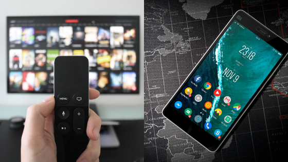 As aplicações desenhadas para Android TV funcionam num smartphone ou Box com Android normal?