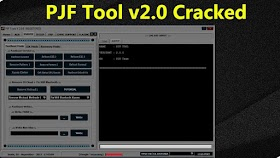 PJF Tool Crack V2 Without Dongle Download Free Bypass Frp