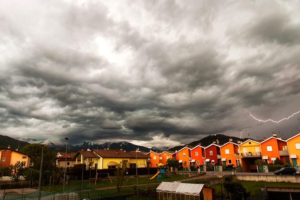 come fotografare fulmini lampi temporali tempeste