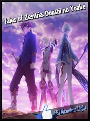 Tales of Zestiria: Doushi no Yoake [MEGA] HDTV | 720P [190MB][Sub Español]
