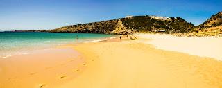 Playa de Zavial Praia Algarve Sagres Lagos