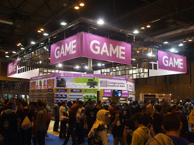 GAME barcelona games world madrid games week