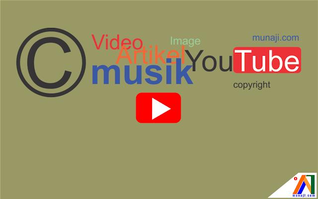 Kenapa Tidak Boleh ada Lagu, Musik Orang Lain di Video YouTube