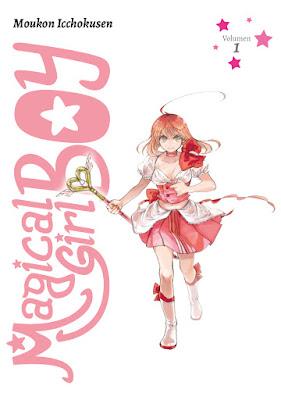 Reseña de Magical Girl Boy, de Moukon Icchokusen, Fandogamia.