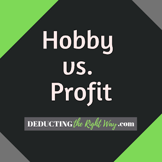 Am I A Hobby? | www.deductingtherightway.com