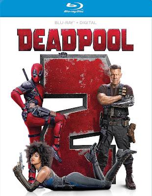Deadpool 2 (2018) Dual Audio [Hindi 5.1 – Eng 5.1] 1080p | 720p BluRay ESub x265 HEVC 1.8Gb | 770Mb