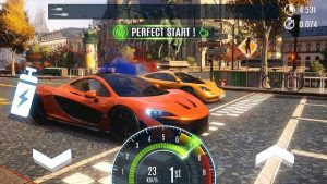Asphalt Street Storm Racing APK Mod