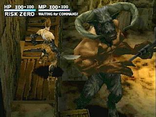 Vagrant Story - Jogos de PS1