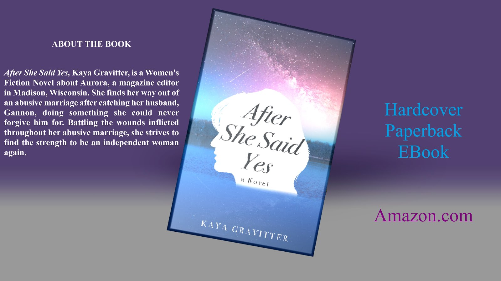 "'After She Said Yes"" by Kara  Gravitter"