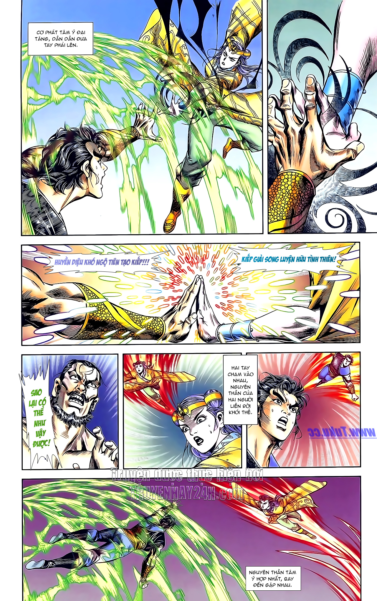 Cơ Phát Khai Chu Bản chapter 161 trang 27