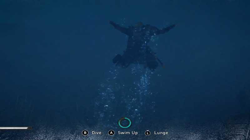 Assassin's Creed: Valhalla - How to Get Underwater Treasure in Rygjafylk