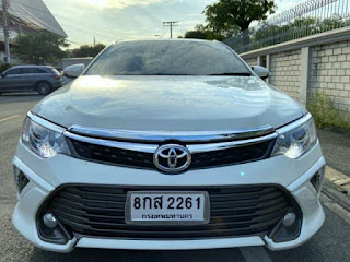 TOYOTA CAMRY 2.0G EXTREMO MNC ปี 2016  AUTO 8กส2261