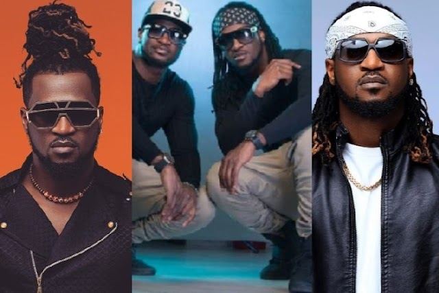 P Square No Longer Fighting? See How Mr P Celebrated Rudeboy's Children