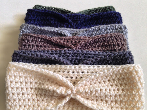 Last Minute Christmas Gifts to Crochet