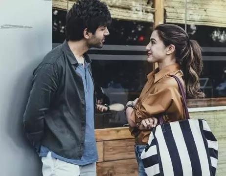 Love Aaj Kal 2 Kartik Aaryan with Sara Ali Khan