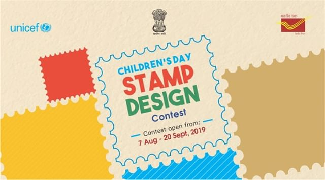 Stamp Design Competition for School Students by India Post [Cash Prizes worth Rs. 1.1L]: Submit by Sept 20 /2019/09/India-Post-Childrens-day-Stamp-Design-Competition-Notification.html