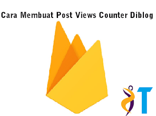 Cara Membuat Post Views Counter Diblog