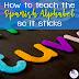 How to Teach the Spanish Alphabet so it Sticks